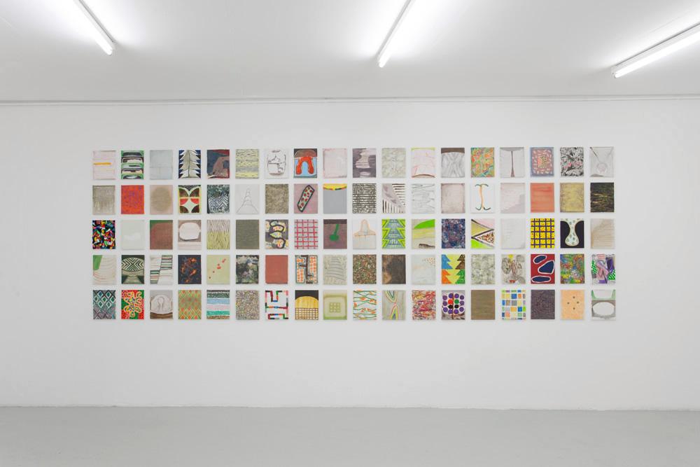 SEAN BLUECHEL 23.06.2016 - 24.09.2016 Galerie I