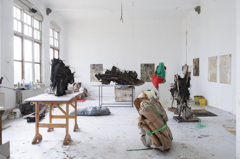 PETER BUGGENHOUT, Pas éléphant 20.05.2017 - 22.07.2017 Galerie I