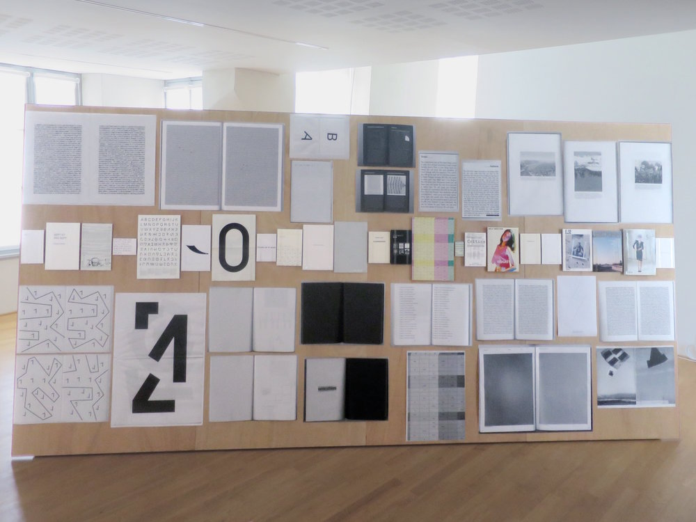 Claude Closky, 'ILUO,' Centre des livres d'artistes (CDLA), Saint-Yrieix-la-Perche. 23 June - 16 September 2017. Curated by Christian Lebrat, Didier Mathieu. Salle 4.jpg