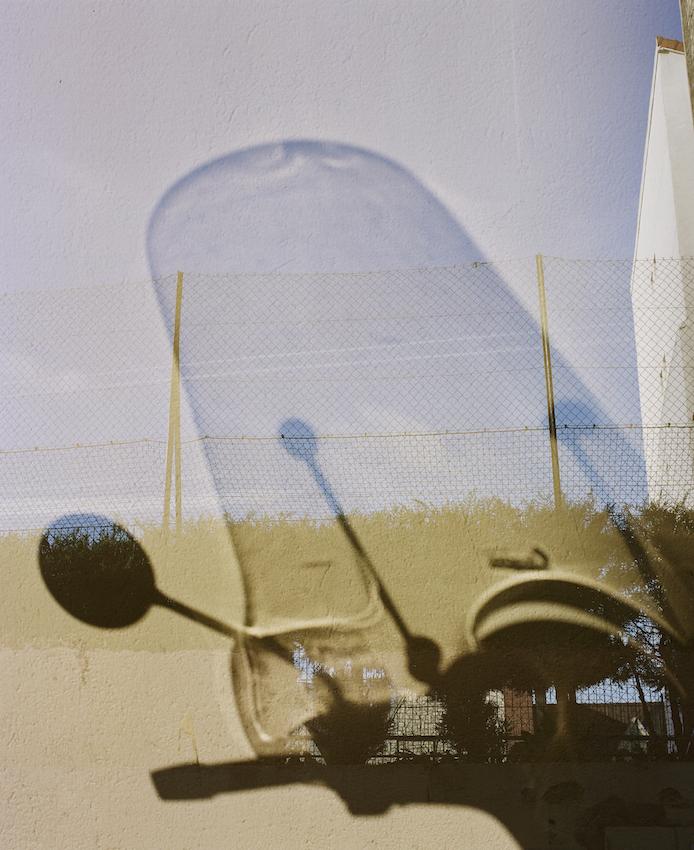 Ménilmontant #8, 2014 - 2017 C-print, 57 x 68 cm, édition de 3 + 2 EA