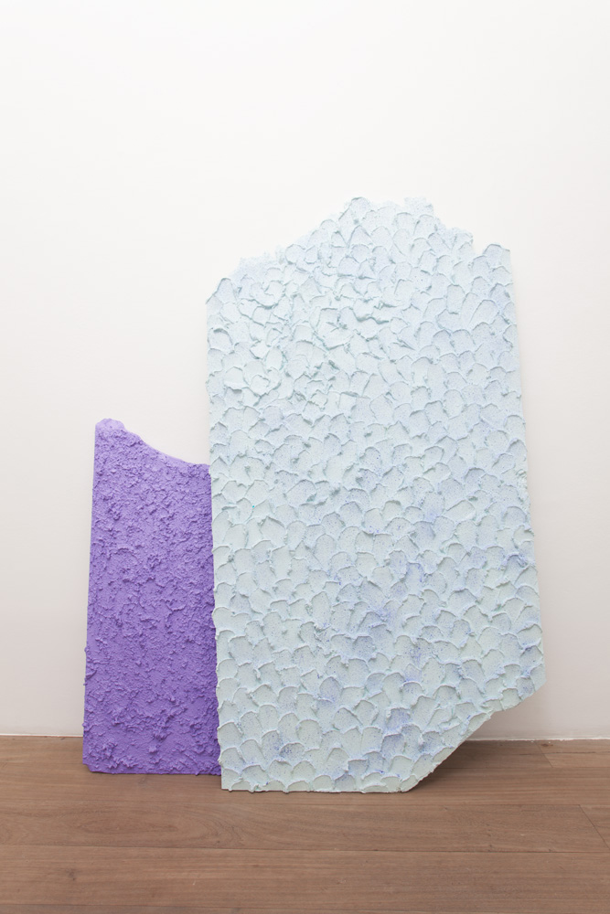 Mika Rottenberg, Texture 6 & 5, 2013