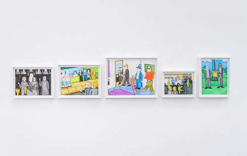 MICHAEL PATTERSON-CARVER  Let Them Sell Candy  29.11.2013 - 04.01.2014