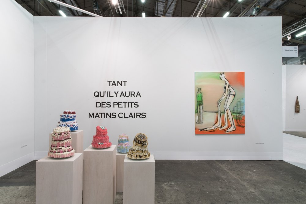 Galerie Laurent Godin - Armory 2017 Booth 7.jpg