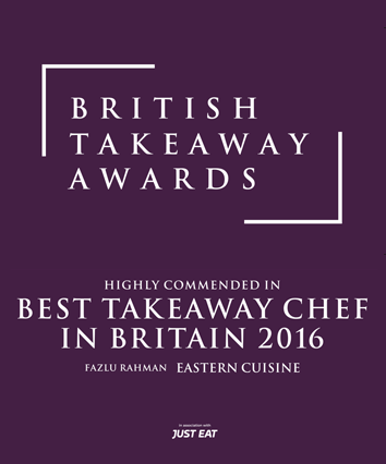 Best Takeaway Chef in Britain 2016