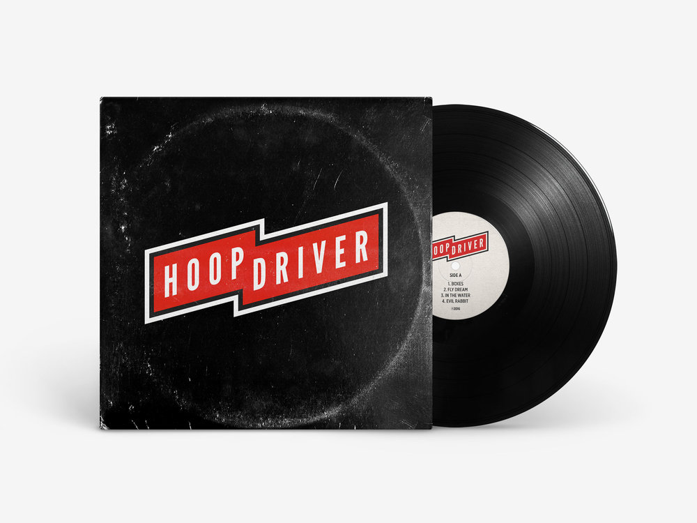 Hoopdriver Vinyl Sleeve