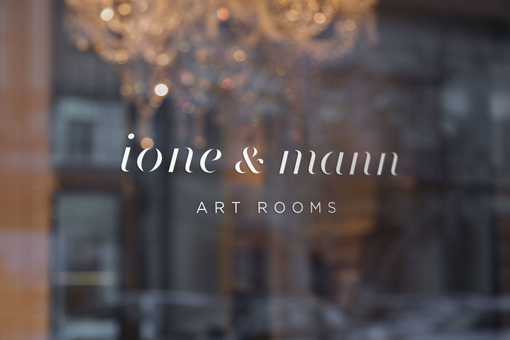 Ione and Mann window mockup