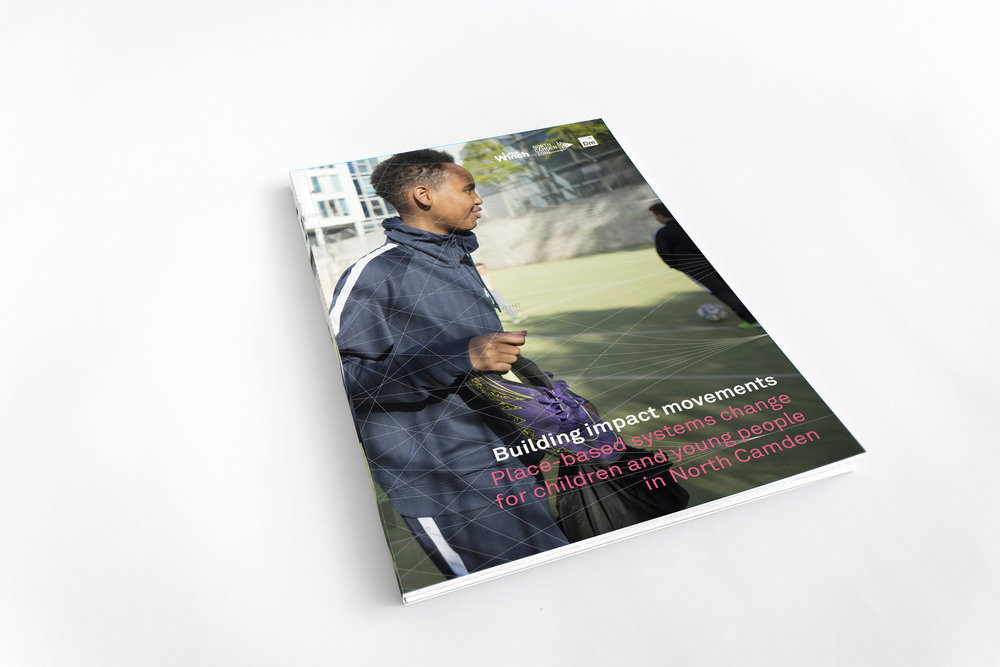 Building Impact Movements report front cover