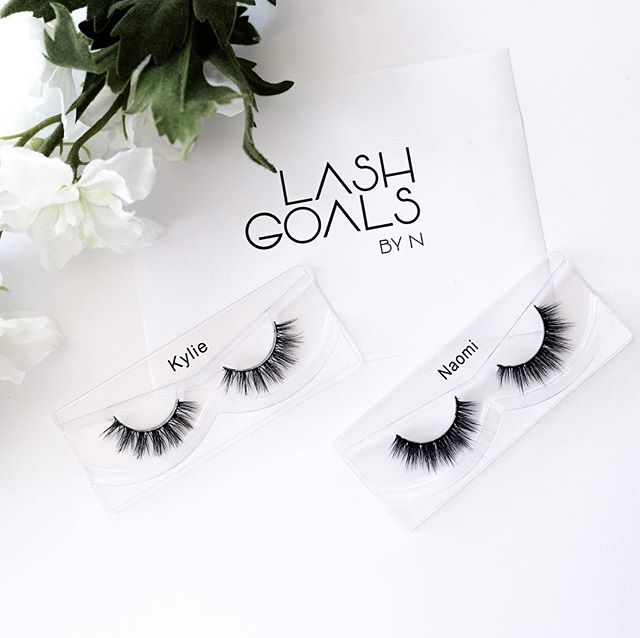 Finally!✨Our new shorter eyelashes Kylie & Naomi are now available in store 😍Link in bio!