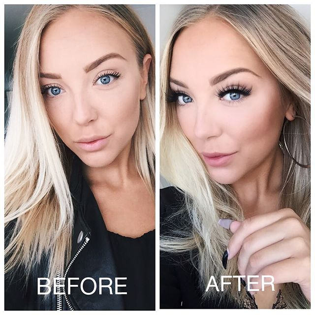 LAST CHANCE! -40% off on all lashes🔥Make sure to get your lashes for Christmas & New Years Eve 🎅🏼✨ Before & after photo (wearing Miss Sophie lashes)