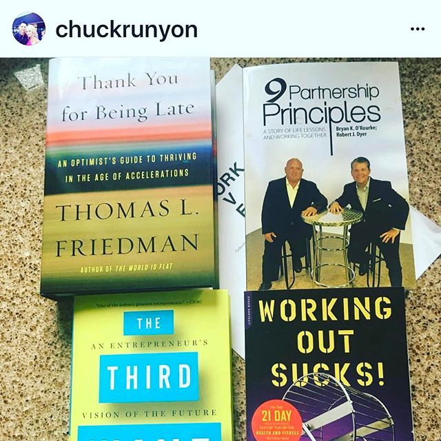 Thanks @chuckrunyon @davemortensenaf for sharing our #book and for your #support #buyacopy @leapglobalmissions gets all proceeds #thanks