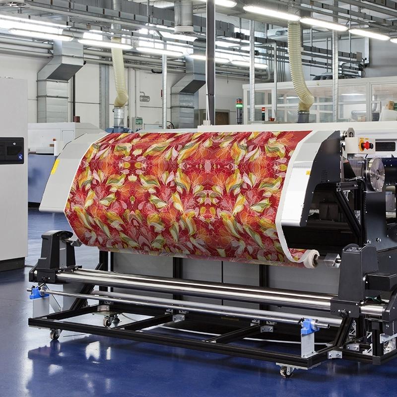 Imprimante textile inkjet Monna Lisa de Robustelli.