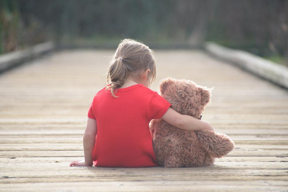 Barnefordeling etter samlivsbrudd