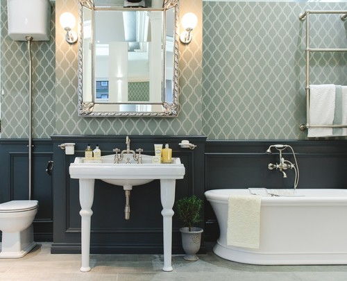 Traditional Bathrooms BAGNODESIGN Luxury Bathrooms Edinburgh Inspiration Traditional Bathroom Design