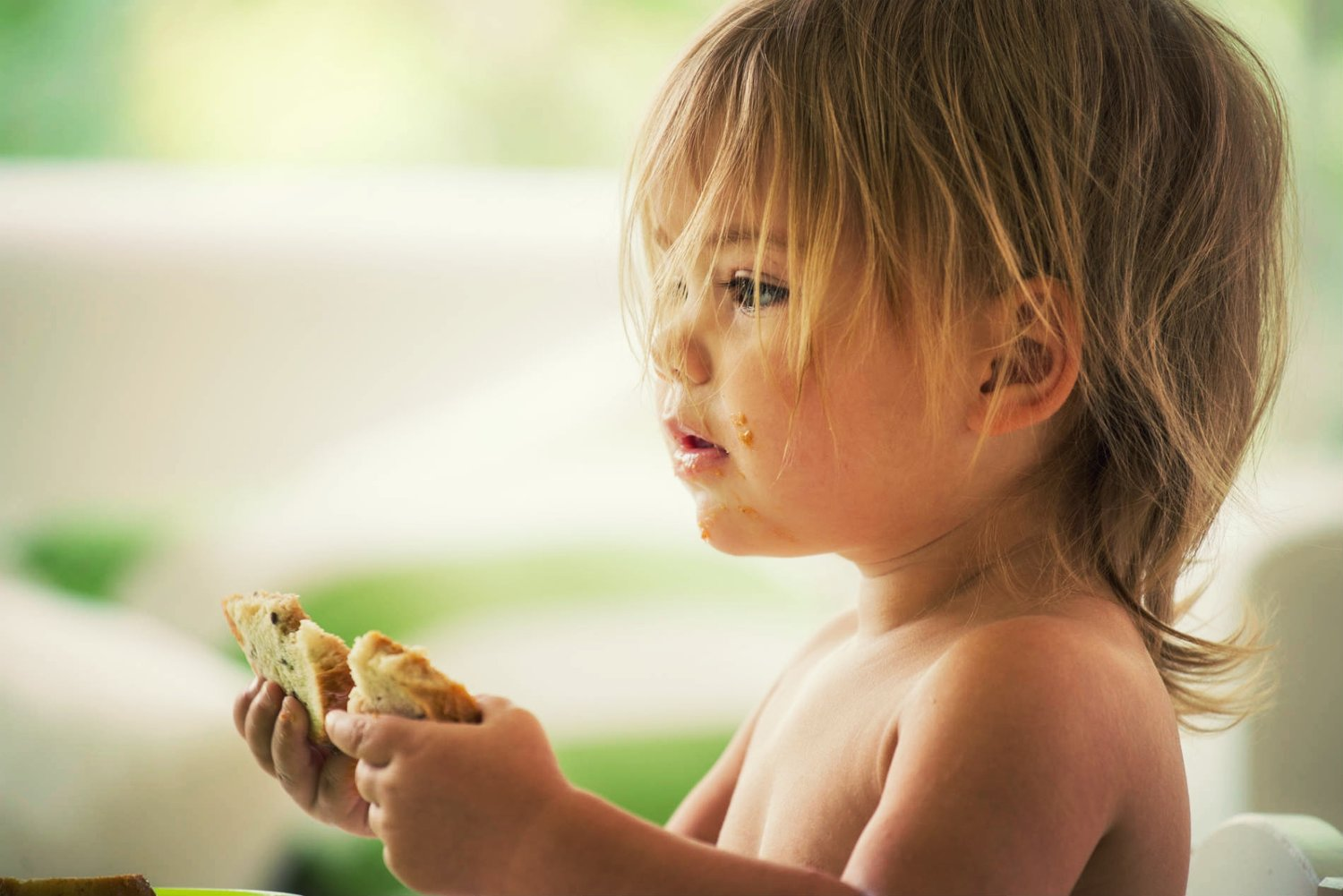 what food size and shape is best for baby little gourmet baby