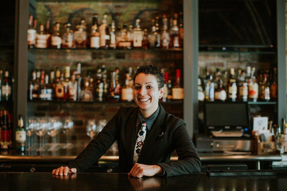 Top Chef Presenter / Beverage Director of Butchertown Grocery : of Nic Christiansen