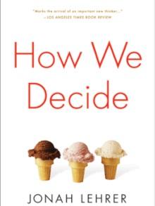 How WeDecide - Jonah Lehrer