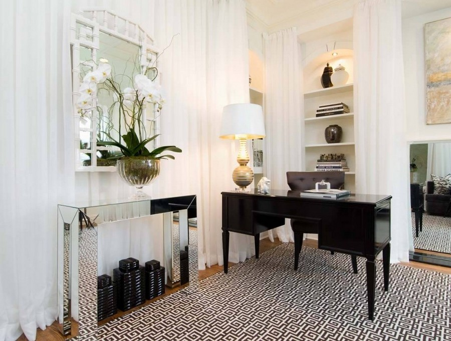 1.Decorate With Mirrors   Designers Often Place Mirrors Strategically In  Small Places In Order
