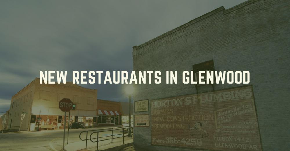 new restaurants - reviving glenwood update