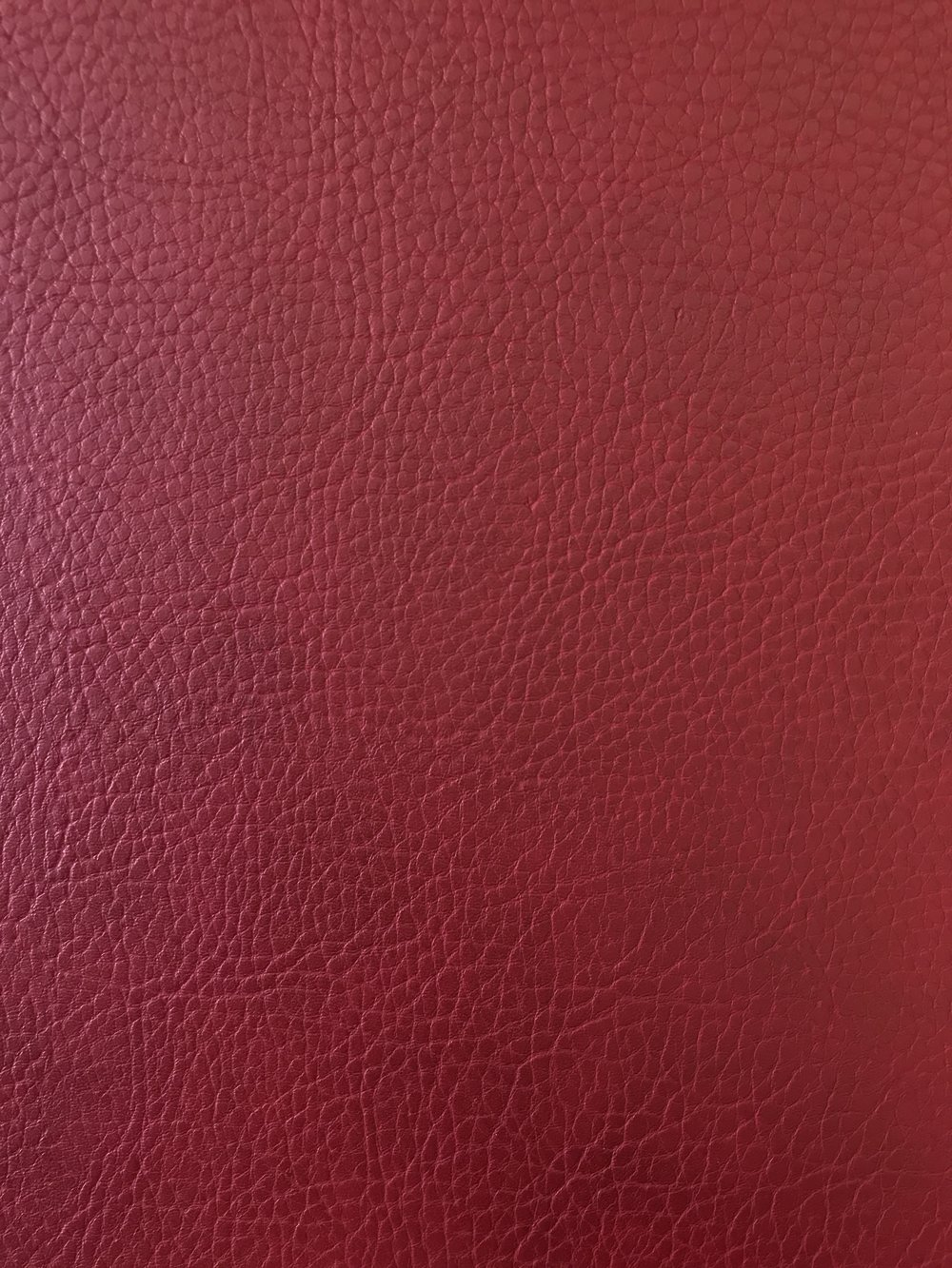 S45 Red Leatherette