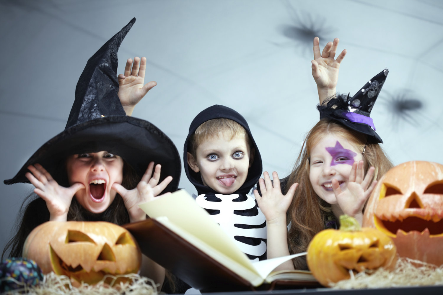 kids halloween party — osprey leisure club