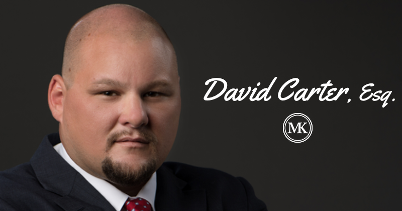 David Carter, Attorney