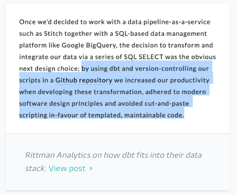 Rittman Analytics is now a UK Consulting Partner for dbt