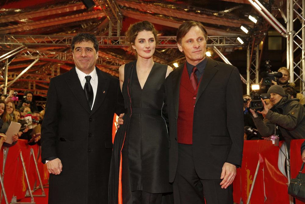 DIE ZWEI GESICHTER DES JANUARS, Berlinale 2014.