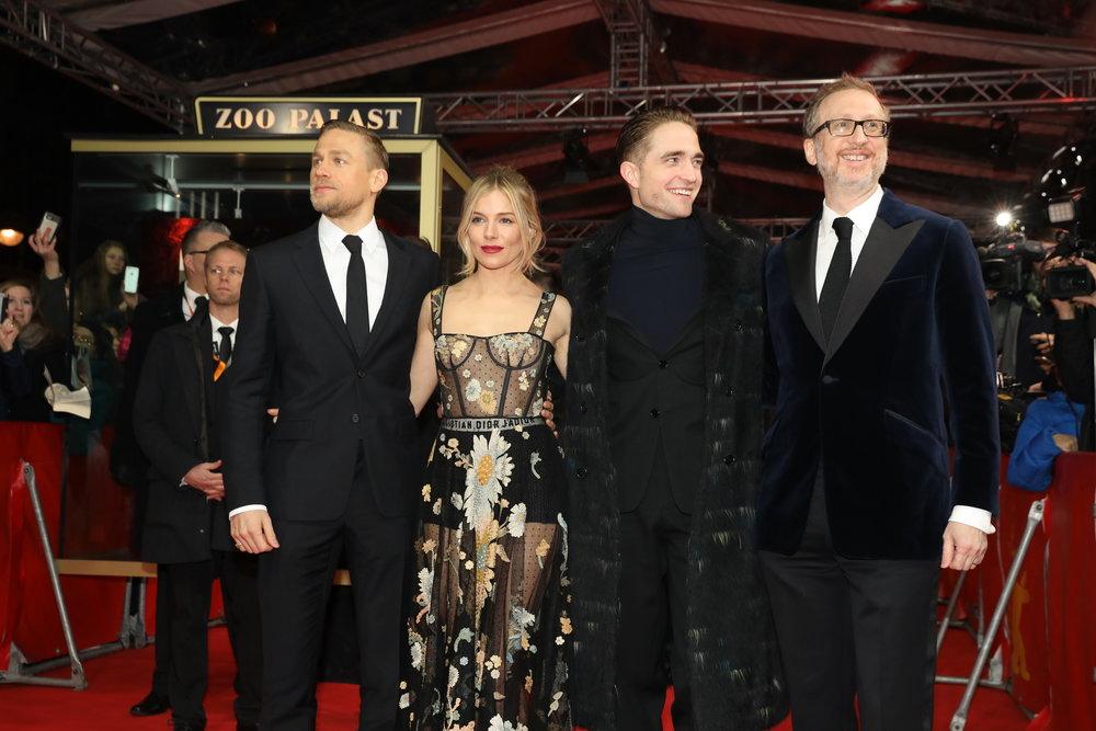 DIE VERSUNKENE STADT Z, Internationale Premiere auf der Berlinale 2017