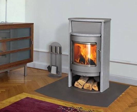 Rais Mino II - wood stove - 23,000 peak btu/hr