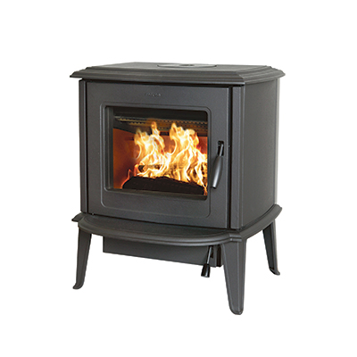 Morso 7110 - wood stove - 38,000 peak btu/hr