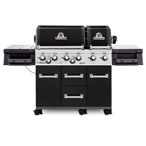 Broil King Imperial XL Black - gas grill