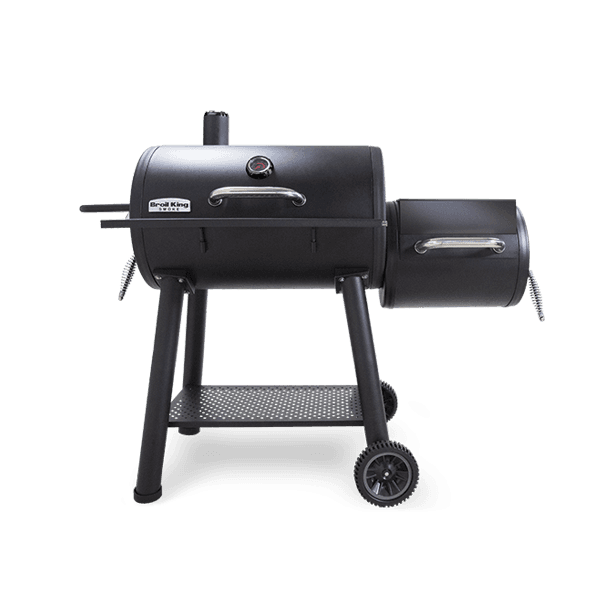 Broil King Smoke - offset charcoal grill