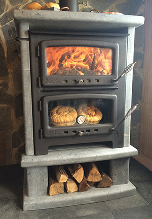 Vermont Bun Baker XL 2500 - wood cookstove