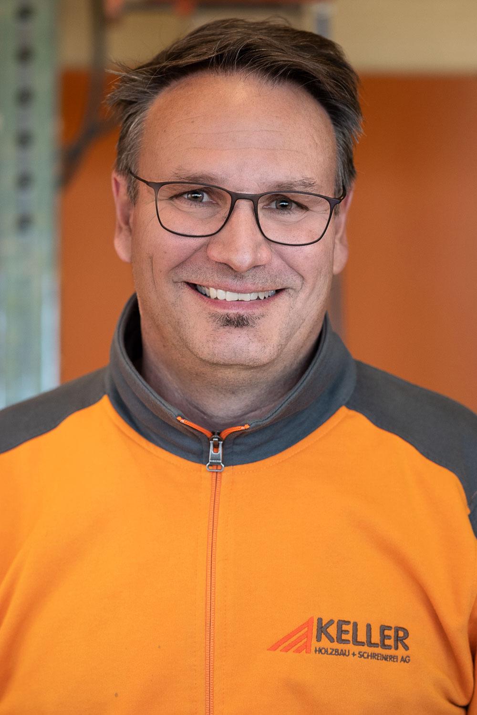 Roland Keller, Keller Holzbau + Schreinerei AG, Dörflingen