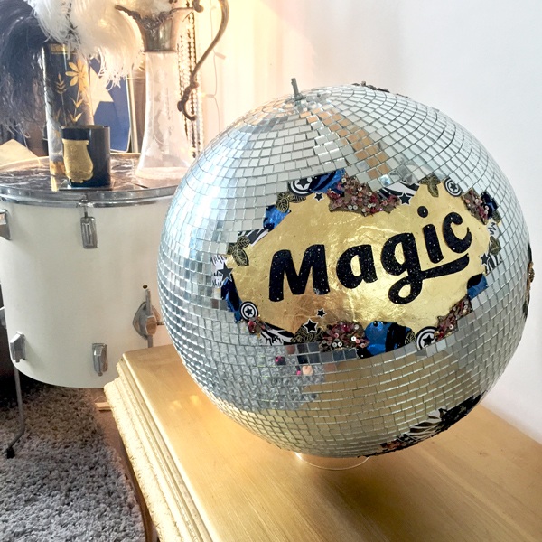 Magic FM - Mirror Ball