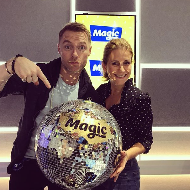 Magic FM Mirror Ball