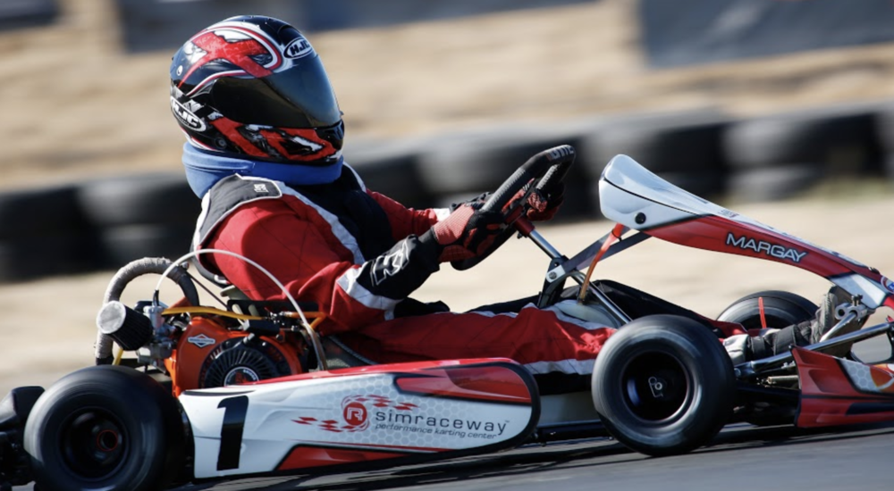 Karting creates quick smooth drivers
