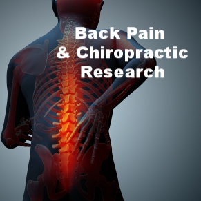 Back pain & Chiropractic