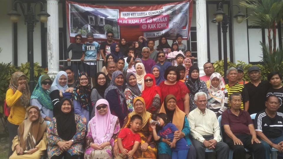 Family of 65 members!! :D
