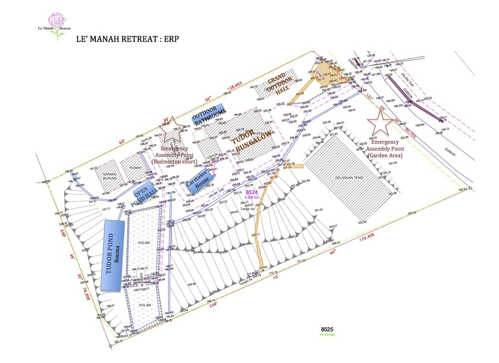 Le' Manah Retreat Emergency Response Plan (ERP)