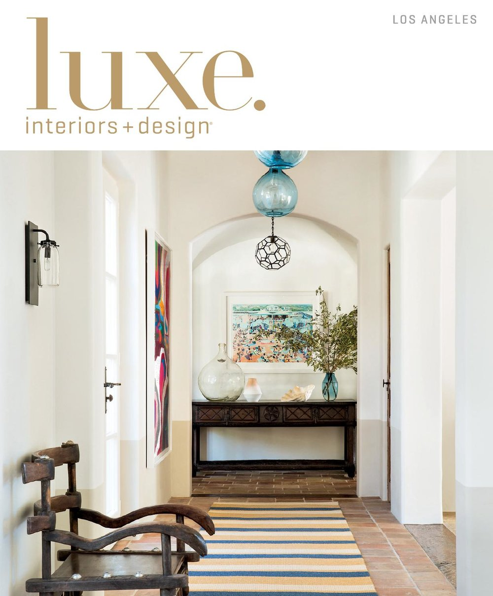 LUXE Interiors + Design - LOS ANGELES