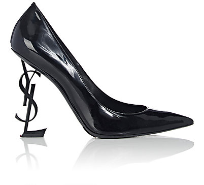 Saint Laurent - Opium Patent Leather Pumps