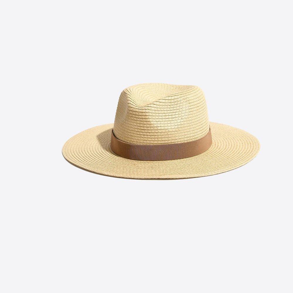 Madewell - Mesa Straw Hat