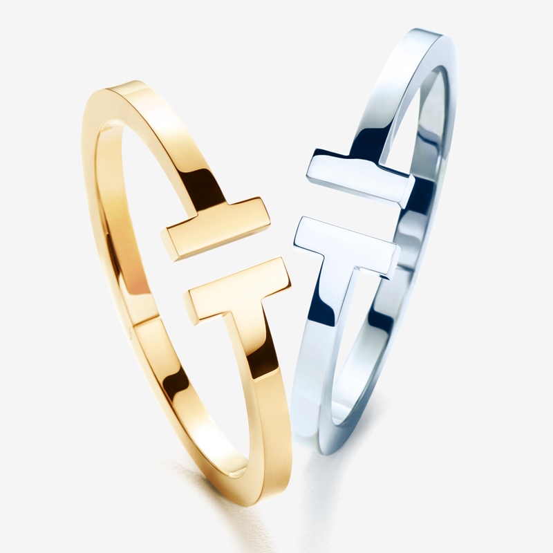 TIFFANY & CO - T Cuff