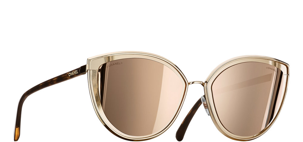 CHANEL Cat Eye Sunnies