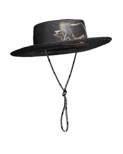 WILDERNESS HAT - DIOR CRUISE 2018
