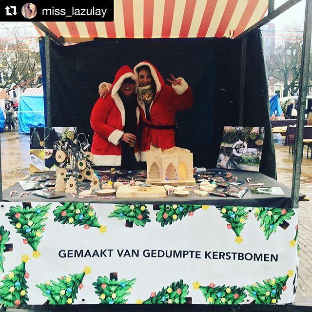 Als dit geen ondernemerschap is.... 😂😂😂🎄🎄🎅🏻🎅🏻🎅🏻#kerstmarkt #amsterdam