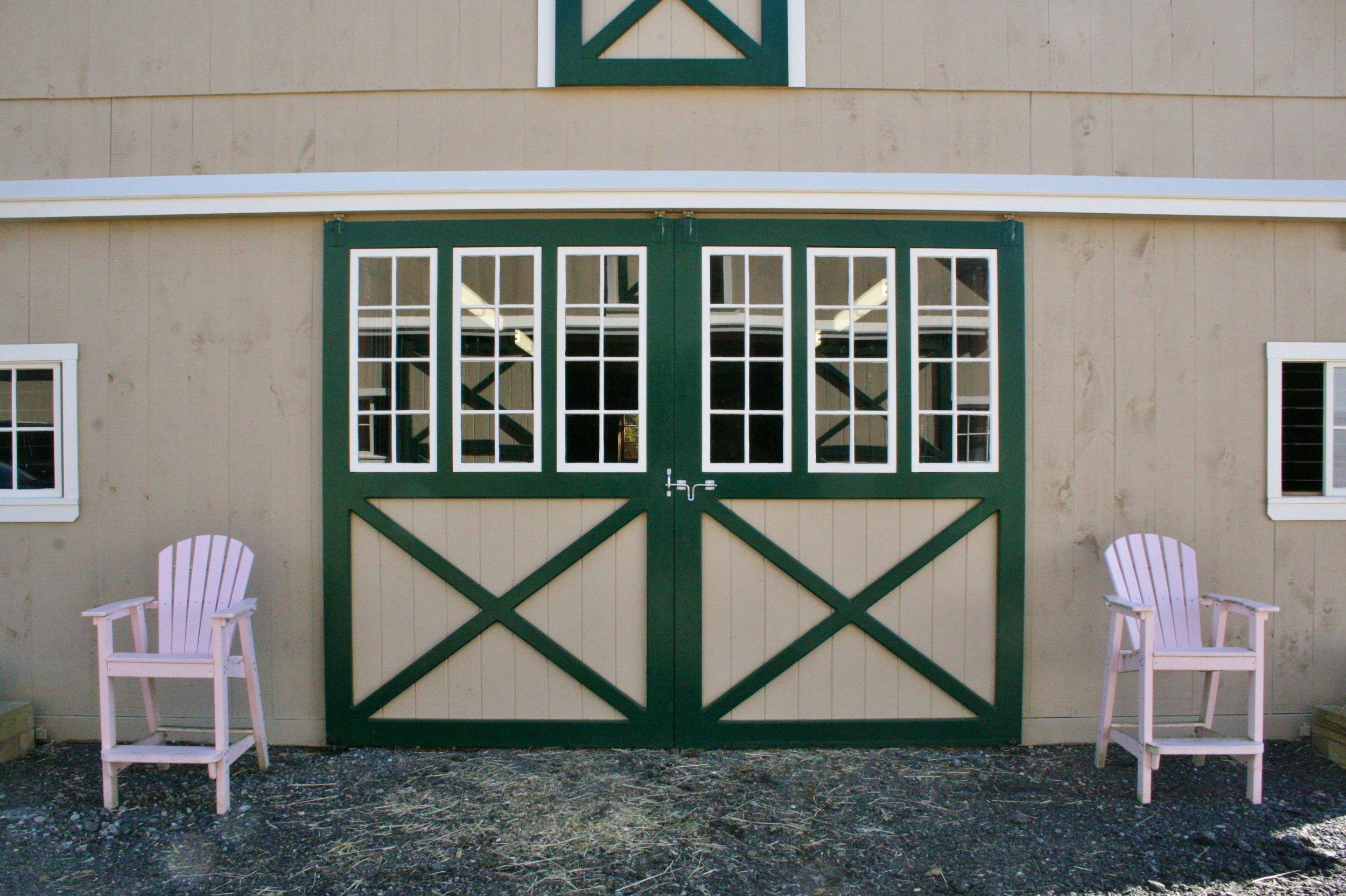 Split Sliding Door 12w Glass Barn Depot