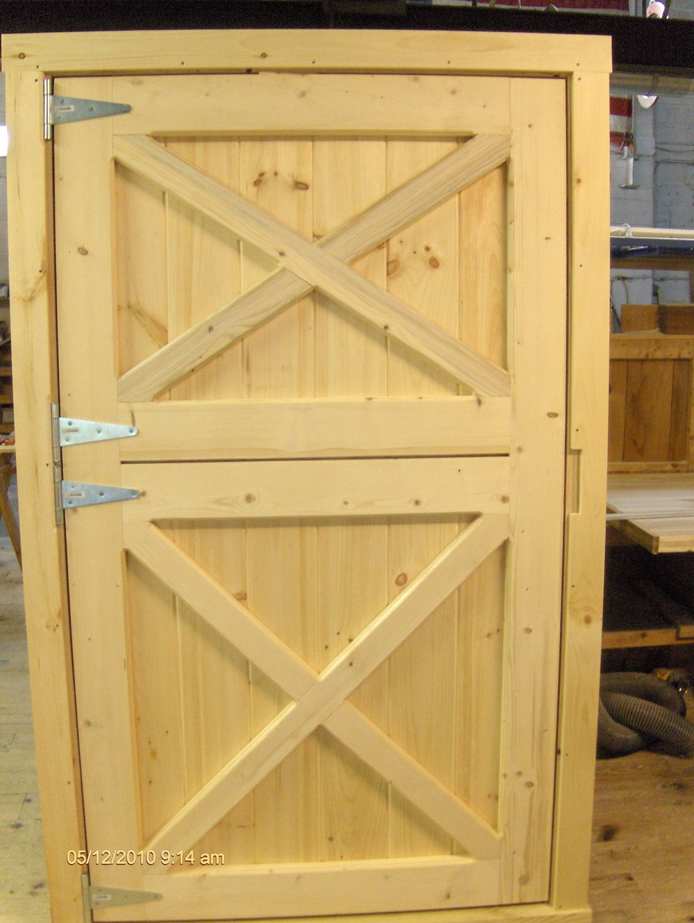 prehung dutch door
