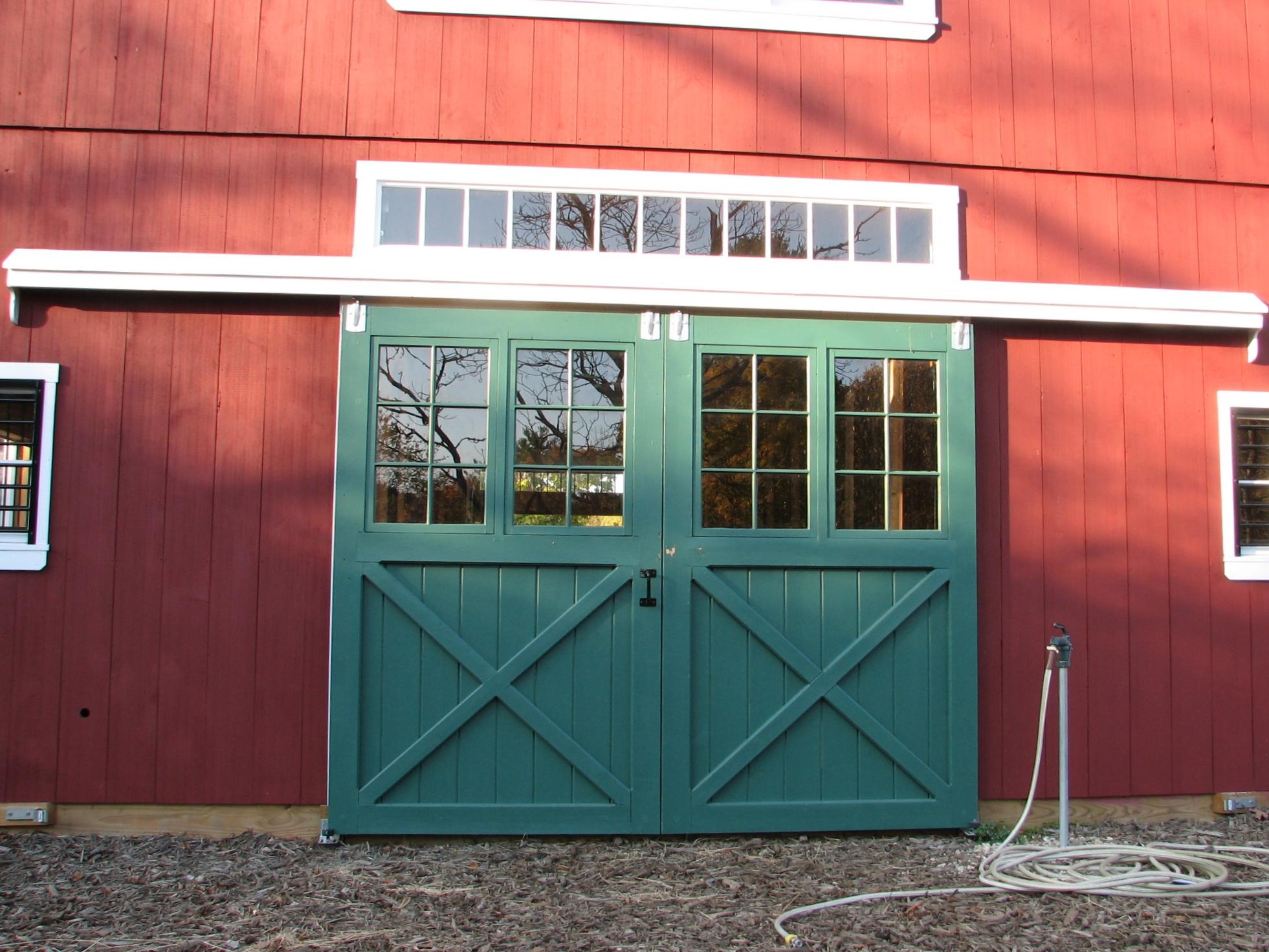 Split Sliding Door 10w Glass Barn Depot